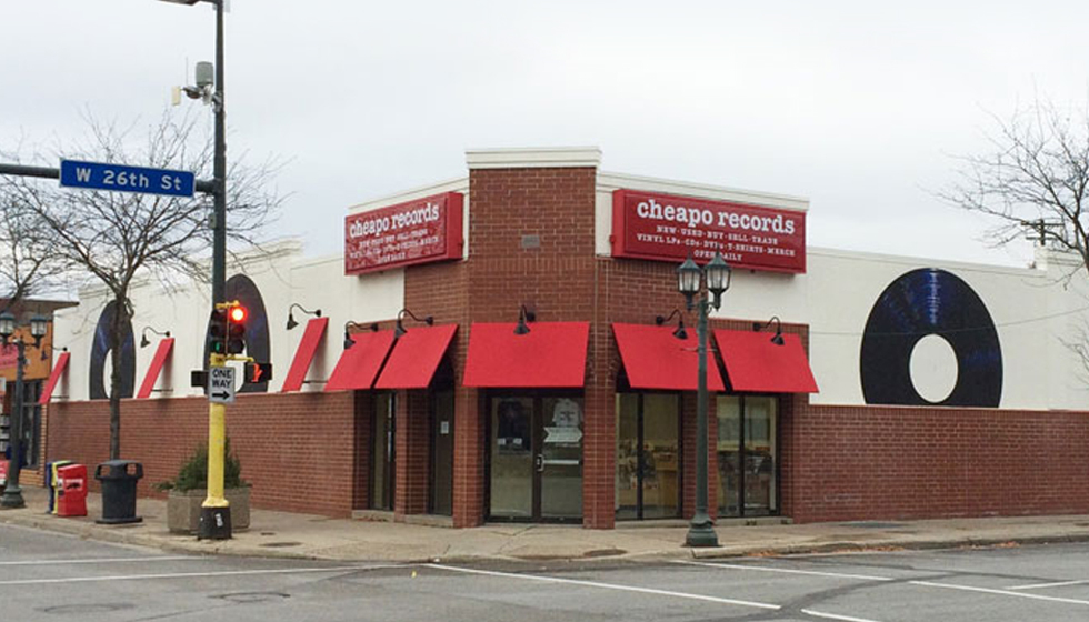 Cheapo Records relocation
