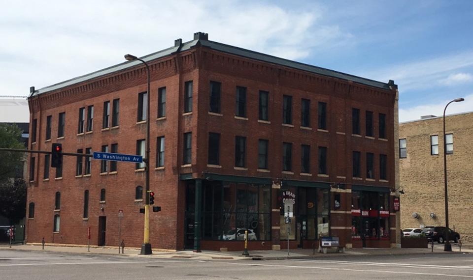 Sale of  3 Washington Avenue Properties – Minneapolis