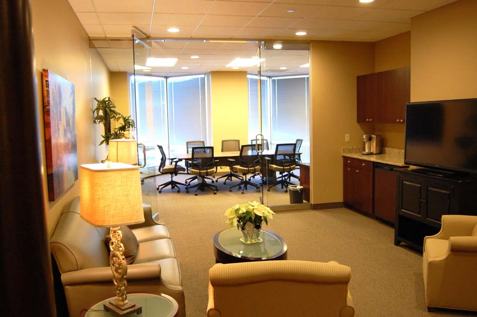 Conference Center – Accounting Resource Group, The Advocacy Group and Waybridge Law Group