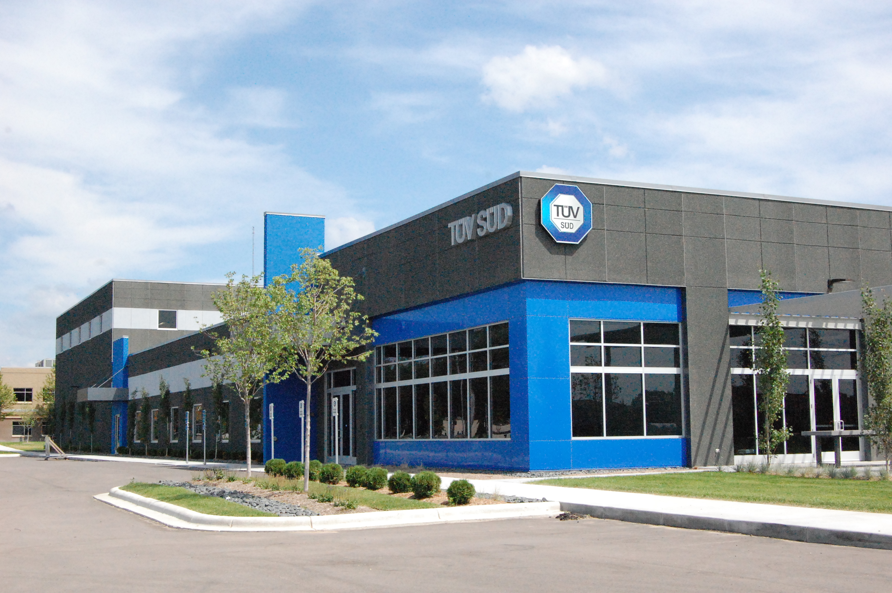 TÜV SÜD America Inc. by Ackman Commercial Realty