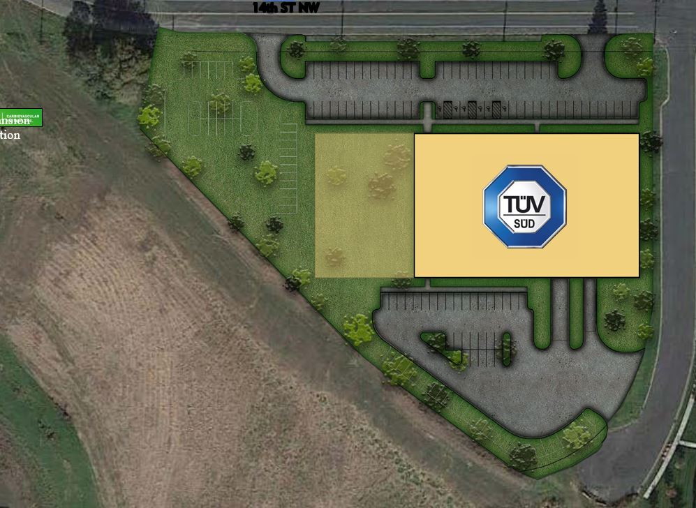 TÜV SÜD America Inc  | Ackman Commercial Realty